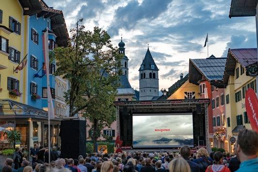 Film ab in Kitzbühel