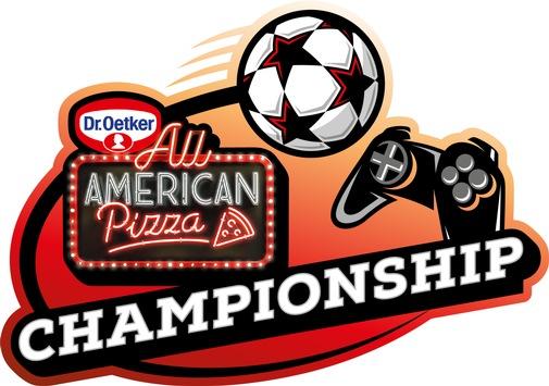 Das kann nur E-Sports: Dr. Oetker All American Pizza veranstaltete auf Twitch das größte digitale Fußballturnier der Saison / eSports Media GmbH und Brand Factory GmbH machten es möglich