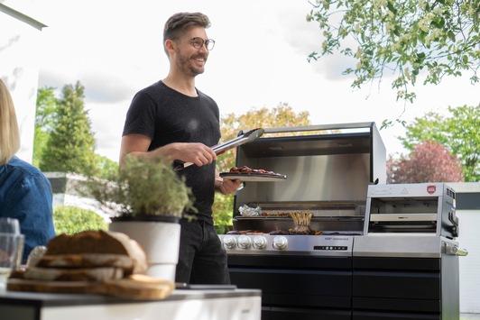 Einstieg ins Outdoor-Cooking: Miele erwirbt 75,1 Prozent der Anteile bei Otto Wilde Grillers