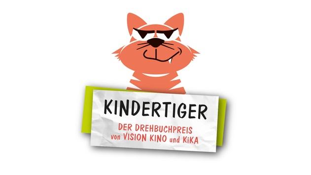 """VISION KINO und KiKA verleihen den Drehbuchpreis """"Kindertiger"""" im Netz / Livestream auf kika.de am 28. November"""