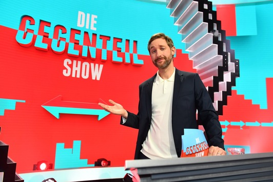 """""""Ich wollte anwaltlich dagegen vorgehen.""""- Daniel Boschmann moderiert ab 15. Oktober gegen seinen Willen """"Die Gegenteilshow"""" in SAT.1"""