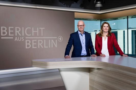 Matthias Deiß nimmt Arbeit als stellvertretender Leiter des ARD-Hauptstadtstudios auf