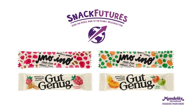 Mondelez International geht neue Wege: SnackFutures Innovation Hub entwickelt innovative Snacking-Konzepte / SnackFutures Hub testet Prototypen im realen Marktumfeld