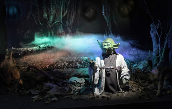 May the Fourth be with you: Das Yoda-Museum in St. Maarten