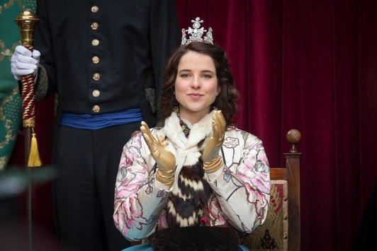 """Märchentag bei KiKA zum neuen Jahr 2021 / Premiere des deutsch-tschechischen Märchens """"Als ein Stern vom Himmel fiel"""""""