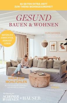 """""""Wohngesundheit"""": Gesundes Wohnen und Bauen gewinnt an Relevanz / Umfrage belegt das hohe Interesse und den gleichzeitigen Beratungsbedarf der Deutschen"""