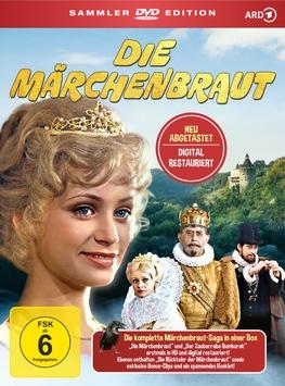 WDR mediagroup Release Company präsentiert: Die Märchenbraut – Die komplette Saga (Sammler-Edition) ab 29. Oktober 2021 auf DVD und als Blu-ray erhältlich