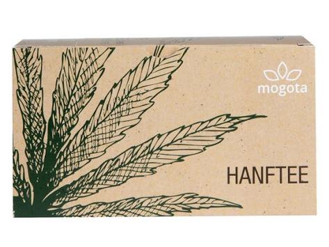 """Der slowenische Hersteller Mogota d.o.o. informiert über einen Warenrückruf des Lebensmittels """"Mogota Hanftee""""."""