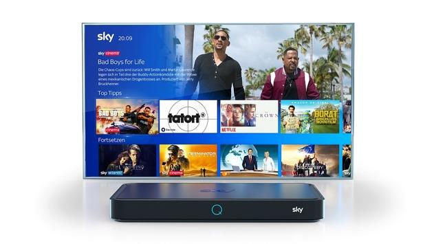 Amazon und Sky verkünden Partnerschaft und bringen pünktlich zu Weihnachten beste Unterhaltung an einem Ort zusammen