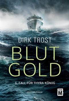 """Krimi-Autor Dirk Trost lässt in """"Blutgold"""" international ermitteln"""