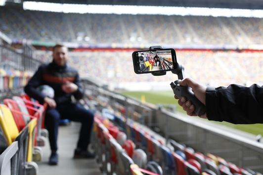 Echtzeit-Fernsehen / Sky und Vodafone testen erstmals 5G für Medienproduktion in der Fußball-Bundesliga