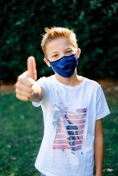 Wiederverwendbare medizinische Maske nun auch bei Rossmann erhältlich