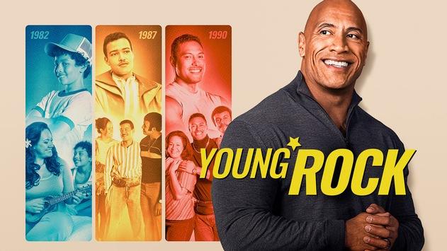 "Dwayne ""The Rock"" Johnsons amüsanter Rückblick ""Young Rock"" ab Montag bei Sky"