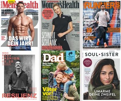 Motor Presse Stuttgart stärkt ihre Position im Geschäftsbereich Aktiver Lifestyle