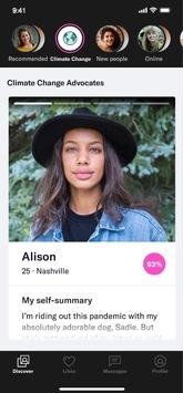 OkCupid: Dater sind heiß auf Klimaschutz-Aktivisten / OkCupid launcht erstes Climate Change Badge mit passendem Stack / Klimaschutz gerade unter Millenial-Datern wichtiges Thema