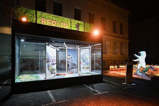 Berlin zeigt sich wissenschaftlich – auf der EinheitsEXPO 2021
