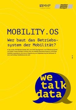 """WeTalkData-Studie """"Mobility.OS"""": Nachhaltige Mobilität erfordert Regulation und Digitalisierung"""