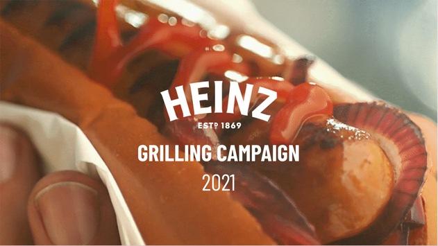 Besser grillen #mitHEINZ – / HEINZ und We Are Social machen den Grillsommer 2021 / zu etwas Besonderem und feiern damit ihre Premiere