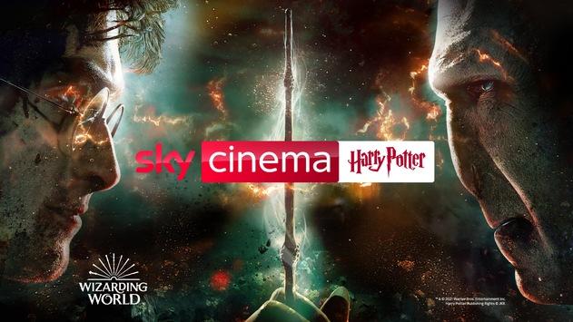 Im November feiert Sky die Wunder der Wizarding World – mit Sky Cinema Harry Potter