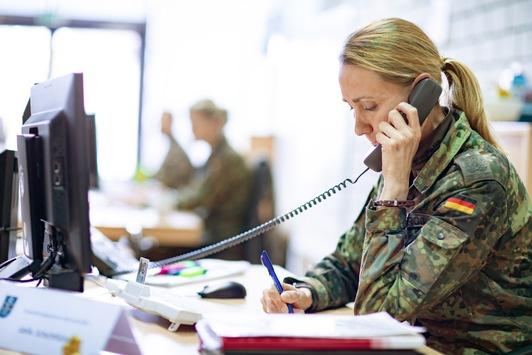 """""""Mittlerweile wurden über 3.000 Anträge auf Amtshilfe von zivilen Institutionen durch die Bundeswehr bewilligt"""" / Bundeswehr unterstützt im Schnitt täglich 10 neue Amtshilfeanträge"""