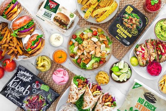 Das LIVEKINDLY Collective sammelt 335 Millionen US Dollar, um die Akzeptanz von pflanzlichen Lebensstil und Nachhaltigkeit im globalen Ernährungssystem zu beschleunigen