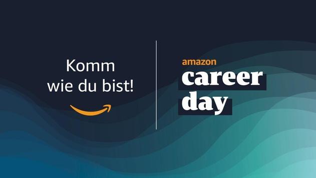 """""""Komm wie Du bist"""": Amazon lädt zum Karrieretag und informiert über tausende neue Stellen"""