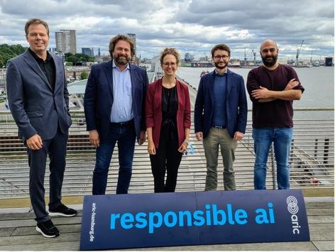 """Hamburger Pilotprojekt """"Stadtsignale"""" startet – Künstliche Intelligenz für lokale News"""