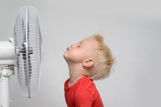 Abkühlung für heiße Tage und tropische Nächte / LBS-Tipp: So bleibt die Wohnung im Sommer angenehm kühl