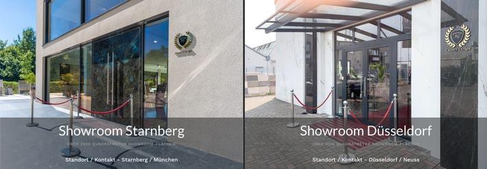 AG Natursteinwerke Group – Hier kaufen Prominente & VIPs ihre Design Beläge für den Innen- und Außenbereich