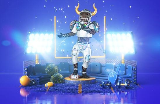 """Heute Super Bowl – in neun Tagen """"The Masked Singer"""": DER STIER"""