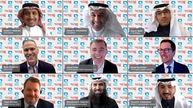 Etihad Etisalat (Mobily) entscheidet sich für CSG als Partner für seine digitale Transformation