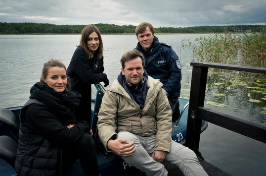 """""""Der Masuren-Krimi"""": Claudia Eisinger, Sebastian Hülk und Karolina Lodyga drehen zwei neue Filme in Polen"""
