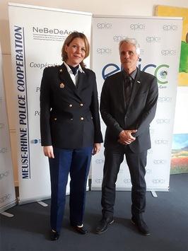 POL-AC: Neustart in der Arbeitsgemeinschaft der Polizeibehörden in der Euregio Maas-Rhein