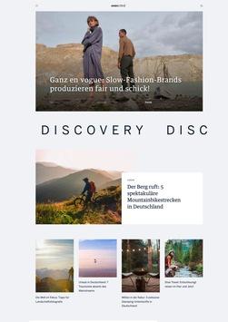 AMEXcited – Content Fleet und Odaline legen digitales Lifestyle-Magazin für American Express auf