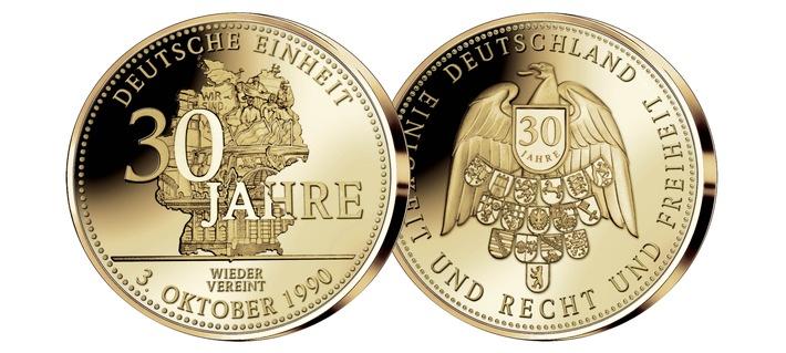 Wo Sammler-Herzen höher schlagen: / Die Deutsche Goldmünzen-Gesellschaft feiert ihren 400.000 Kunden