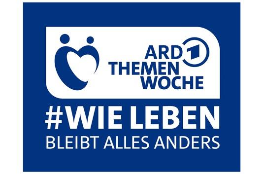 Das Erste / Die ARD-Themenwoche #WieLeben im Ersten