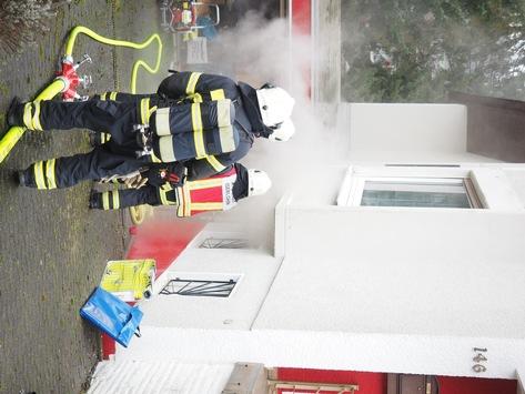 FW-MK: Küchenbrand