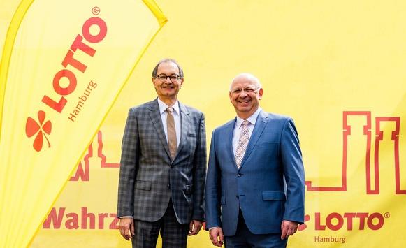 LOTTO Hamburg zieht positive Jahresbilanz für 2020: Hamburger Spielteilnehmer haben insgesamt 62,5 Mio. Euro gewonnen. Steigerung der Spieleinsätze um 12 Prozent auf 168,5 Mio. Euro