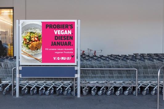 Über 440 000 Teilnehmende und mehr als 100 Unternehmen: Ikea, Aldi, Lidl, Penny, Rossmann und Dm sowie Subway, Lieferando, Dean & David, McDonald's und Domino's schließen sich Veganuary 2021 an