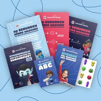 """""""Gesundes Lernen"""" – Sagrotan unterstützt Grundschulen"""