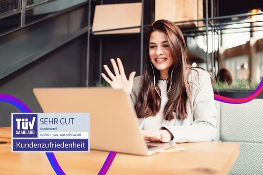 """Lingoda erhält Note """"Sehr gut"""" im TÜV-Kundenzufriedenheitstest"""