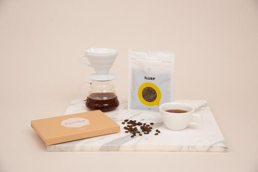 Kaffee von zu Hause aus neu entdecken / Von Berlin über Helsinki nach Nagoya: Ein SLURP Kaffee-Erlebnis ist eine Entdeckungsreise durch die Welt des Spezialitätenkaffees