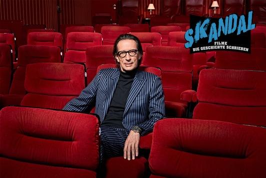 """""""Wer heute so einen Film machen würde, wäre für alle Zeiten erledigt."""" Die TV-Reihe """"SKANDAL – Filme die Geschichte schrieben"""" mit Oskar Roehler kehrt zurück"""