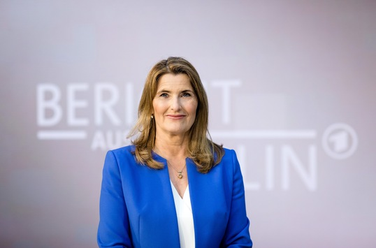 """""""Bericht aus Berlin"""" am Sonntag, 17. Oktober 2021, um 18:05 Uhr im Ersten"""