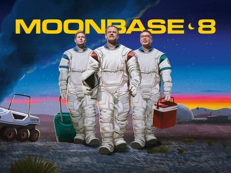 "Showtime®-Astronauten-Comedy ""Moonbase 8"" ab kommenden Dienstag bei Sky Ticket"