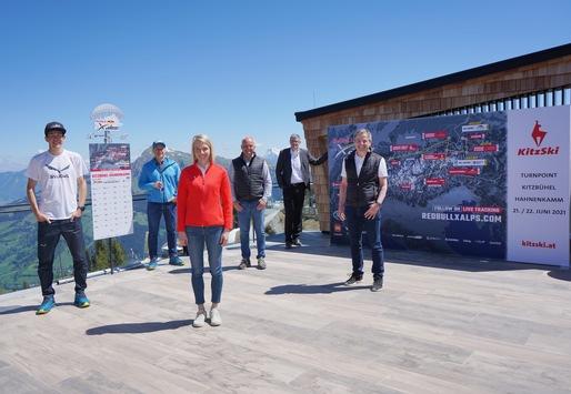 Red Bull X-Alps meets KitzSki – Turnpoint Hahnenkamm