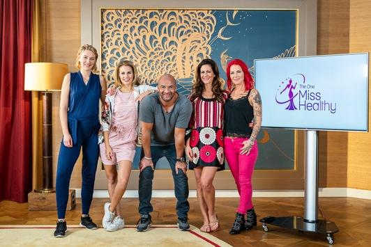 Detlef Soost mit neuer Gesundheits-Show bei health tv / The One Miss Healthy startet am 24. April