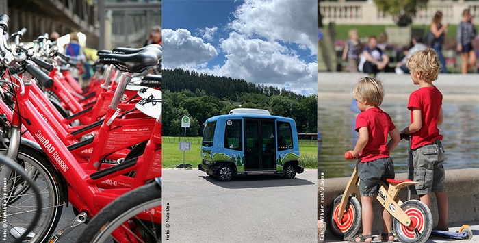 DBUdigital Online-Salon zu nachhaltiger Mobilität