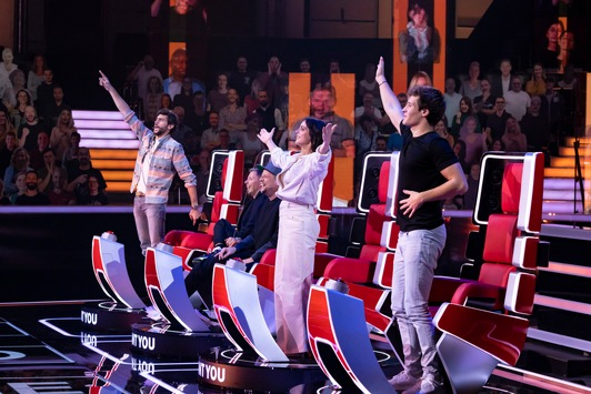 """Starkes Family-Entertainment am Samstag: """"The Voice Kids"""" bekommt eine neue Bühne in SAT.1 – ab 27. Februar um 20:15 Uhr"""
