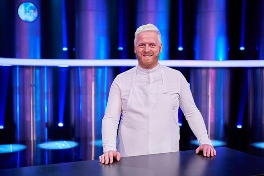"""""""Ich hab' doch keine Ahnung, wie man Luft kocht!"""" Erste komplett vegane Folge """"The Taste"""" mit Gastjuror Ricky Saward am 13. Oktober 2021 in SAT.1"""